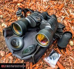 Perrini New 20x50 Zoom Binoculars High Resolution Outdoor Ru