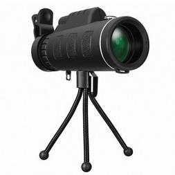 NEW 40X60 High-Definition Dual-Binoculars Monocular Telescop