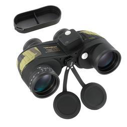 New 7x50LS <font><b>Binoculars</b></font> Telescope Waterpro