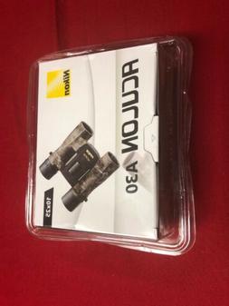 NEW! Nikon Aculon A30 10x25 Binoculars Realtree lightweight