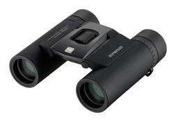 New! OLYMPUS Binoculars 10×25 WP II BLK Waterproof Black Ro