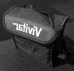New VIVITAR Black Shoulder Bag Satchel Pouch for Binoculars