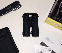 NEW IN BOX!  NIKON Monarch 3 Black 10x42 Waterproof & Fogpro