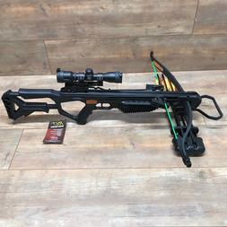NEW PSE Jolt Crossbow Package 250 fps - 3X Hawke Scope - arr