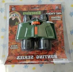New Maxx Action Hunting Series 6x35 Magnification Toy Binocu