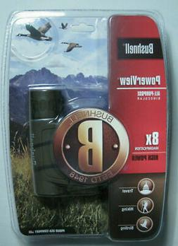 New Bushnell PowerView 8x21mm Compact Folding Roof Prism Bin