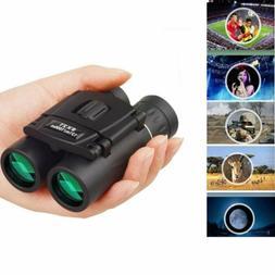 New Vision Mini Binoculars 8 x 21 Zoom Outdoor Travel Foldin