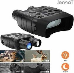 Night Vision Binoculars Goggles HD Digital Infrared Hunting