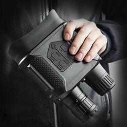 HD Night Vision Infrared Hunting Binocular Scope IR Camera B