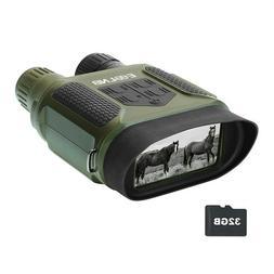 """Night Vision Digital Binoculars 7X31mm Scope w/ 2"""" TFT LCD 3"""