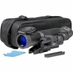 Night Vision Riflescope Titanium Scope Hunting IR Infrared M