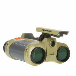 4 x 30mm Night Vision Surveillance Scope Binoculars with Pop