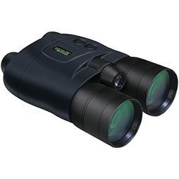 Night Owl Optics NOB5X Black 5-Power Night-Vision Binoculars