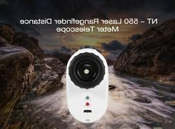 NSICTECH NT - 550 Rangefinder Binocular Laser Distance Meter