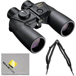Nikon OceanPro 7x50 Global Compass Waterproof / Fogproof Bin