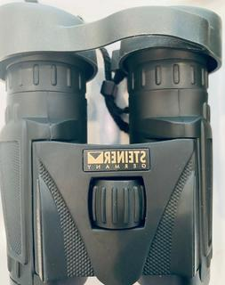 Steiner Of Germany Binoculars Predator Pro 8x22 Forest Green