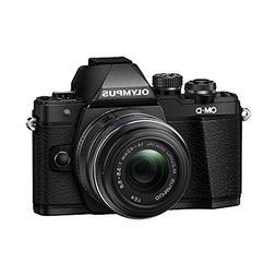 OM-D E-M10 Mark II 16.1 Megapixel Mirrorless Camera with Len