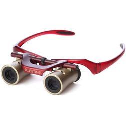 KabukiGlasses Opera Theater Binocular 4x13mm, Hands-Free Aut