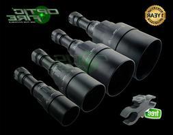 Opticfire® AG LED Hunting torch IR NV night vision scope la