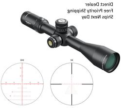 Athlon Optics , Helos BTR , Riflescope , 6-24 x 50 First Foc