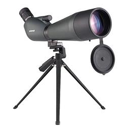Optics HD 20-60X80 Bird Watching Waterproof Spotting Scope,