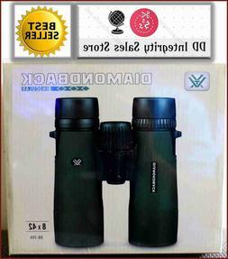Vortex Optics Diamondback 8x42 Roof Prism Binoculars - DB-20