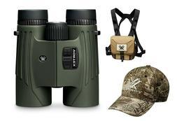 Vortex Optics Fury HD 5000 Laser Rangefinder Binocular w/ Fr
