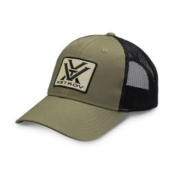 Vortex Optics Green Logo Adjustable Mesh Hat