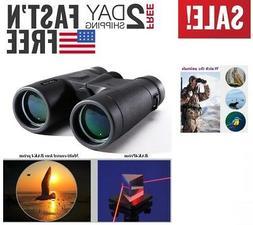 Optics New 2016 Diamondback 10x42 Roof Prism Binoculars - Hu
