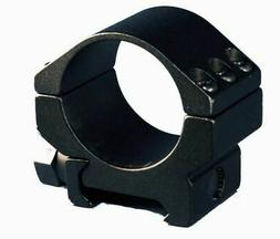 Swift Optics Premier Tactical Scope Rings - Low, Matte Black