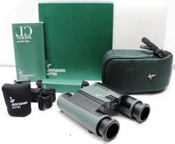 Swarovski Optik CL Pocket 8x25 Black & Green Binocular
