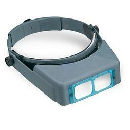 OptiVISOR 2x at 10in w/ Optical Glass Prismatic Lenses - DA-
