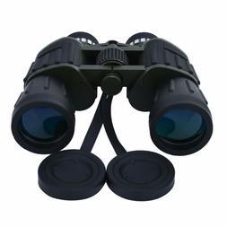 Outdoor 60x50 Day+Night Army Military Zoom Binoculars Huntin