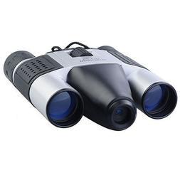 Outdoor Hidden Digital Telescope Spy Video 10x25 Binoculars