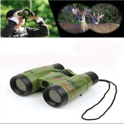 Outdoor Travel Folding Camouflage Binoculars Telescope for K