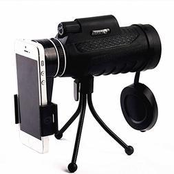 PANDA 40X60 Zoom HD Waterproof Dual Focus Optics Compact Mon