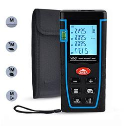 Portable Digital Laser Distance Measure Rangefinder Self Cal