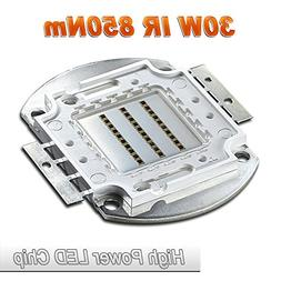 Hontiey High Power LED Chip 30W Infrared IR Light 850Nm Bulb
