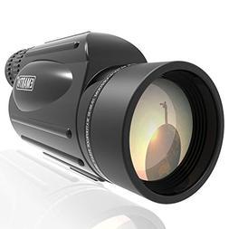 Emarth High Power 10-30X50 Zoom Monocular Telescope BAK4 Pri