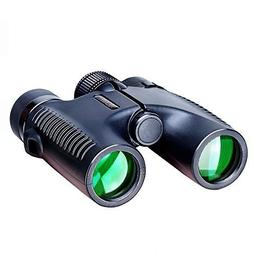 USCAMEL Powerful Compact 10x26 HD Binoculars Professional Wi