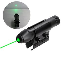 Higoo® Powerful Green Laser Dot Sight, Military Tactical Hu