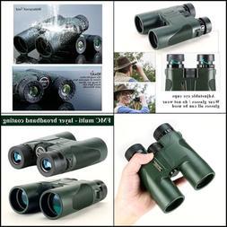 Powerful Military Binoculars 10x42 Hd Day Zoom Professional