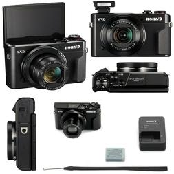 Canon PowerShot Digital Camera  with Wi-Fi & NFC and LCD Scr