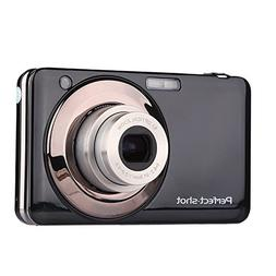 Powpro PP-V600 2.7 Inch TFT 5X Optical 15MP 1280x720 HD Anti