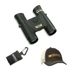 Steiner Predator 10x26 Binoculars with Cap and Microfiber Le