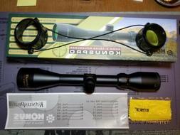 Konus Konuspro 3-10x44mm Duplex Black Matte 7255+No Name Bi-