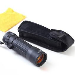 Pro Portable Mini 10x25 High Power Zoom Optical Monocular Te