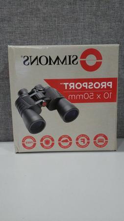 Simmons ProSport Porro Prism Binocular 10X Magnification