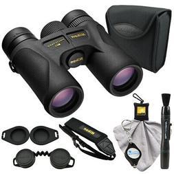 Nikon PROSTAFF 7S 10x30 Compact Binoculars 16001 + Lens Pen