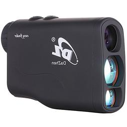 DaZhen Hunting Rangefinder Laser Range Finder 650 Yard Golf